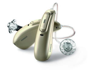 Phonak Marvel Rechargeable Hearing Aids