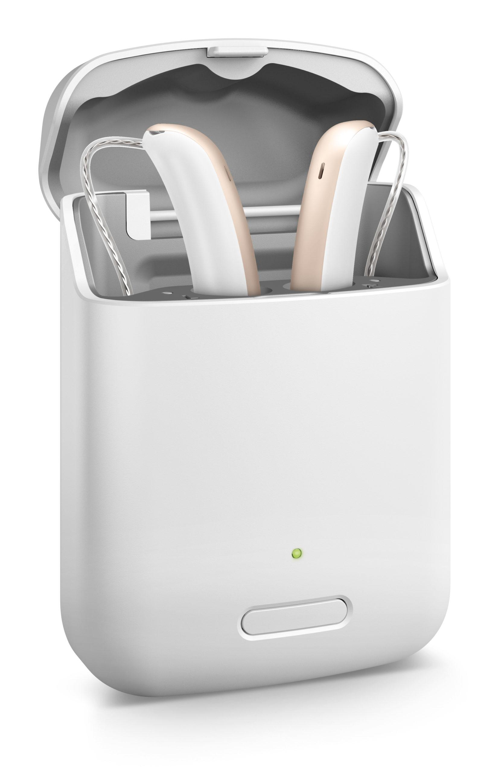 Signia hearing aids Styletto
